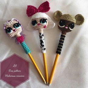 Lol – amigurumi free pattern #crochetamigurumifreepatterns