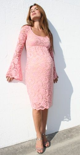 Explore Pink Maternity Dresses, Maternity Styles And More!