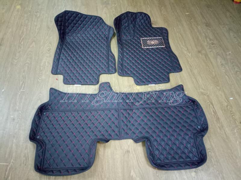 Interior Accessories Floor Mats Carpets Mat Pads Protector 3pcs For Honda Crv Cr V 2012 2016 Carpet Mat Interior Accessories Floor Mats