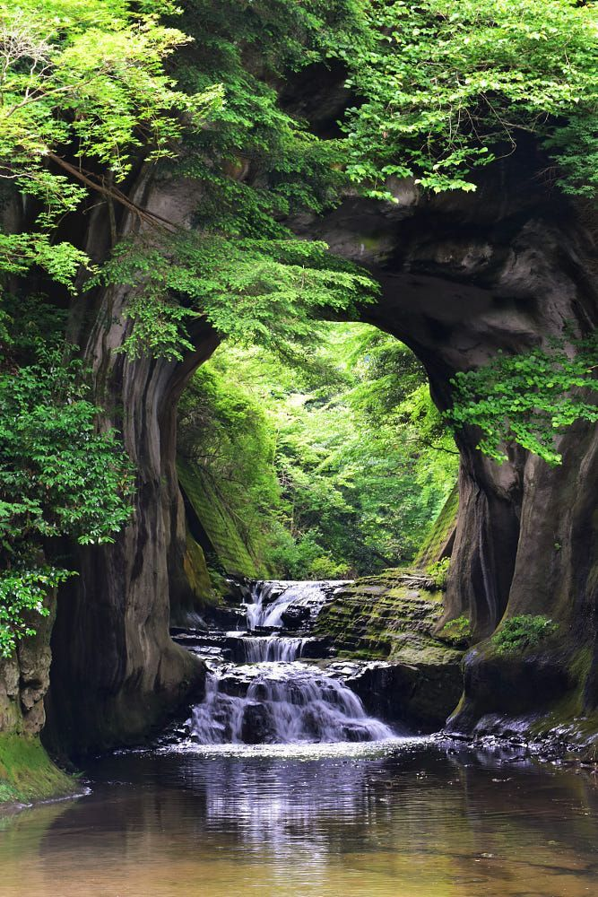 Nomizo Waterfall by Kiyomi Itoh - Photo 195439779 / 500px | Nature photography, Beautiful nature, Na