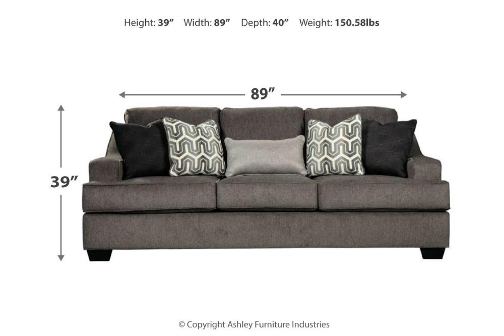 Gilmer Sofa Ashley Furniture Homestore In 2020 Queen Sofa Sleeper Sleeper Sofa Sofa