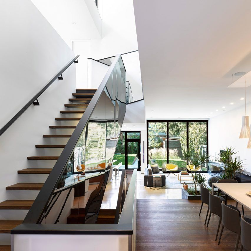 Best Dezeen S Top 10 Staircases Of 2017 Decoraciones De Casa 640 x 480