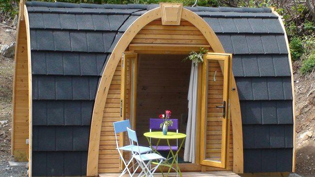 PODhouses – Iglús de madera en Atzmännig - Suiza Tourismo