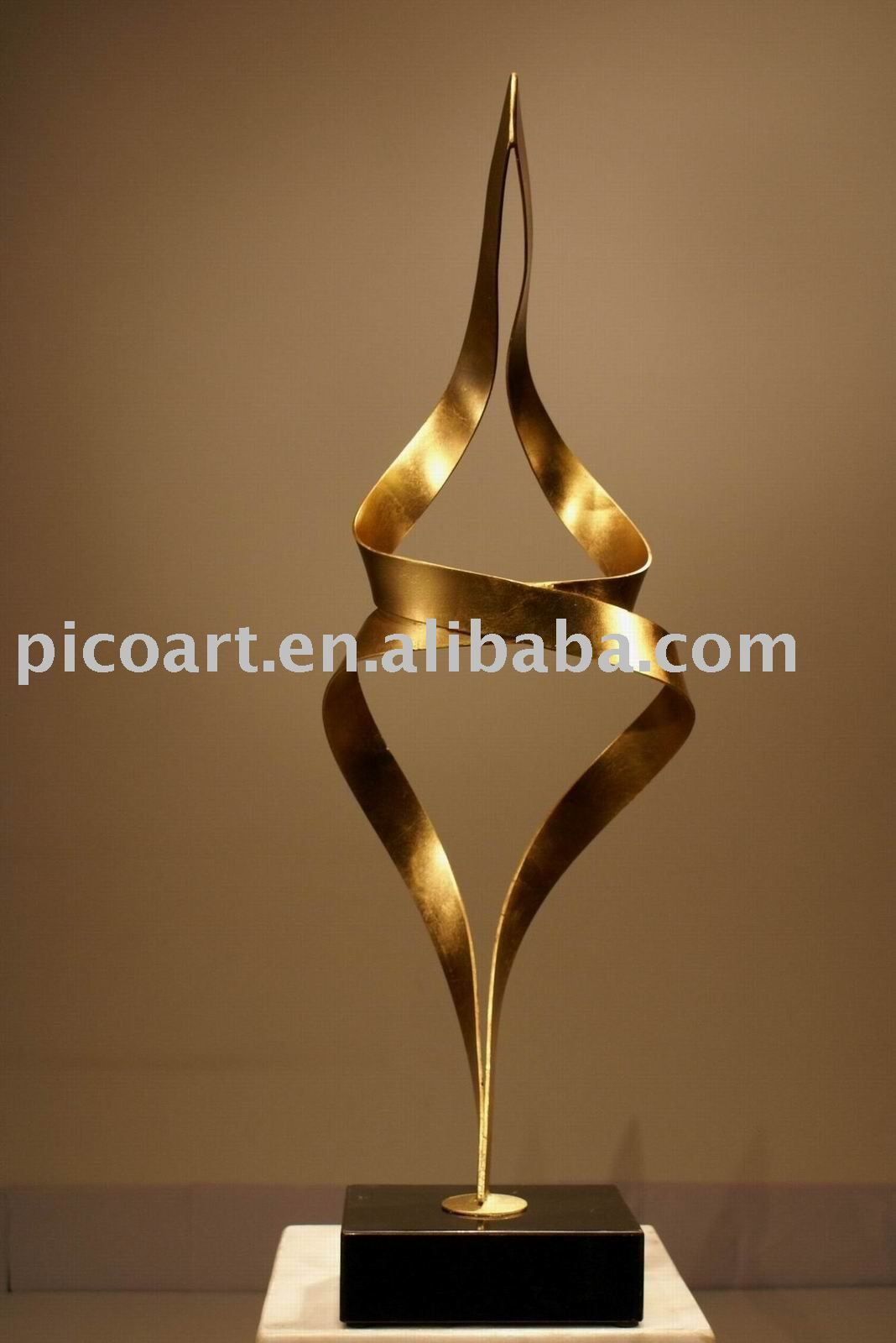 Copper Sculpture Modern Art Home Decor Product On Alibaba