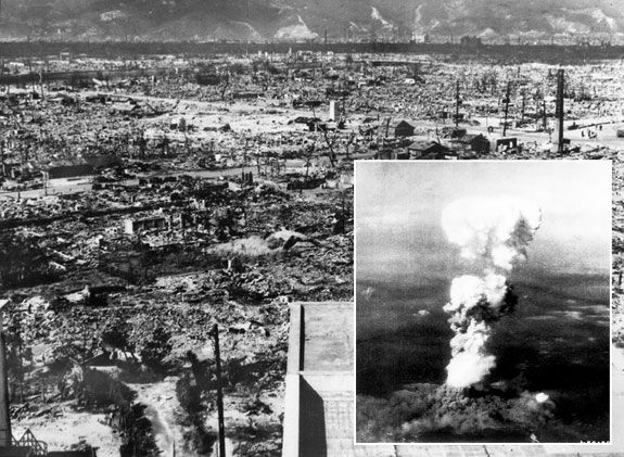 a history of the dropping of atomic bomb on japan Atomic bomb was biggest turning point in modern history, according to new research the biggest single turning point in modern history was the dropping of the atomic bomb at the end of the second.