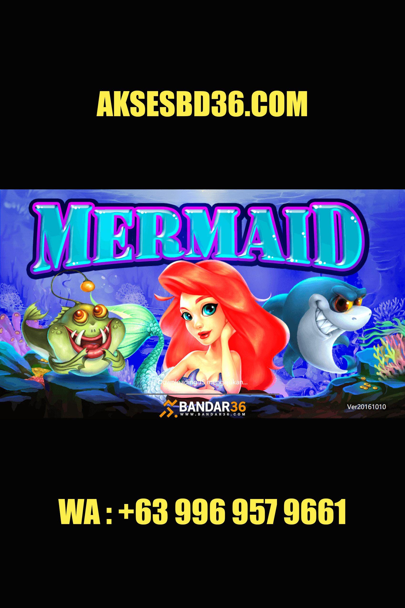 Spadegaming Mermaid │Bandar36 Game, Pembalap