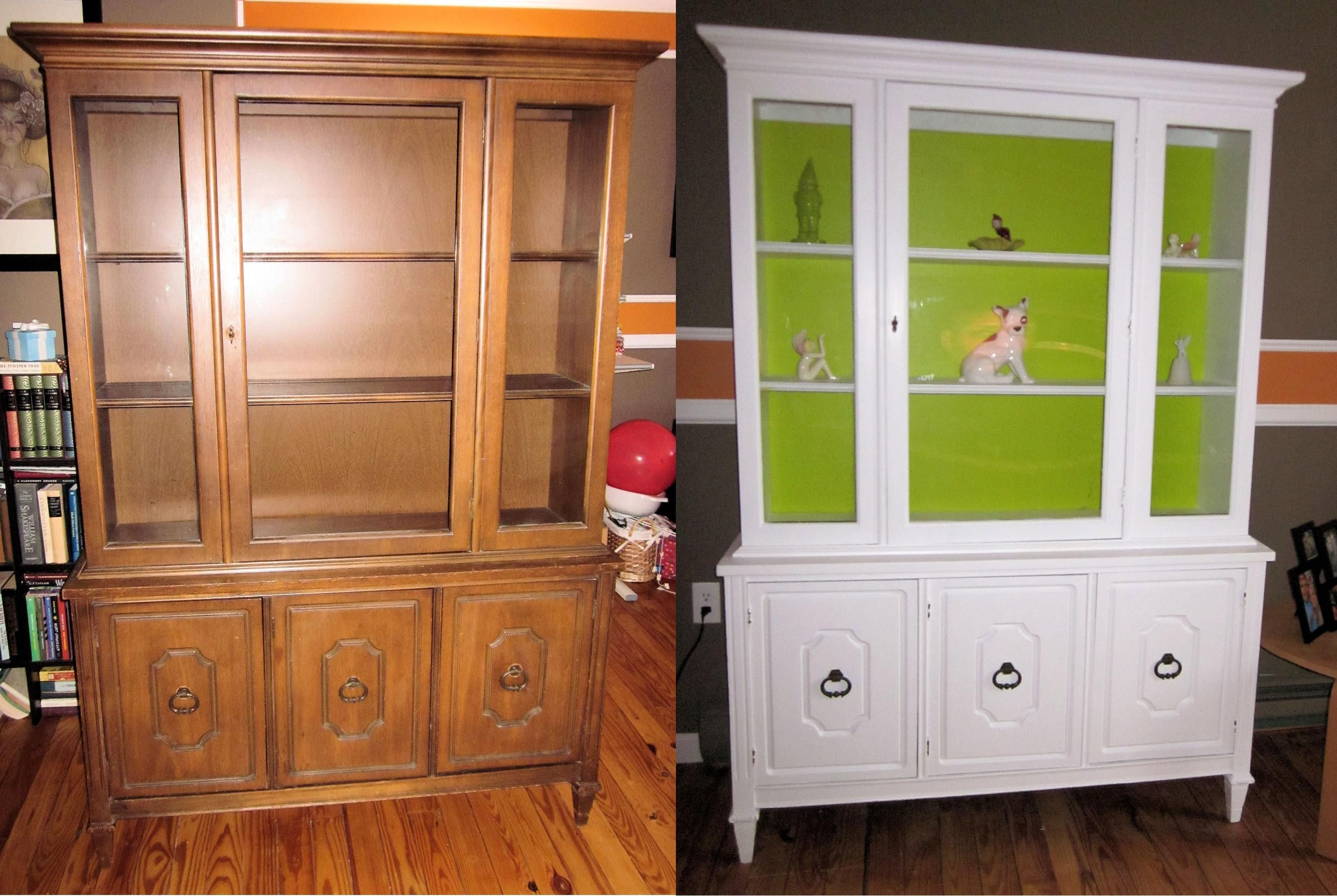 Repurposed furniture before and after before after for Repurposed furniture before and after