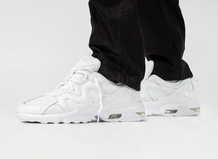 Nike Air Max Graviton White AT4525 102 Release Date | Thé