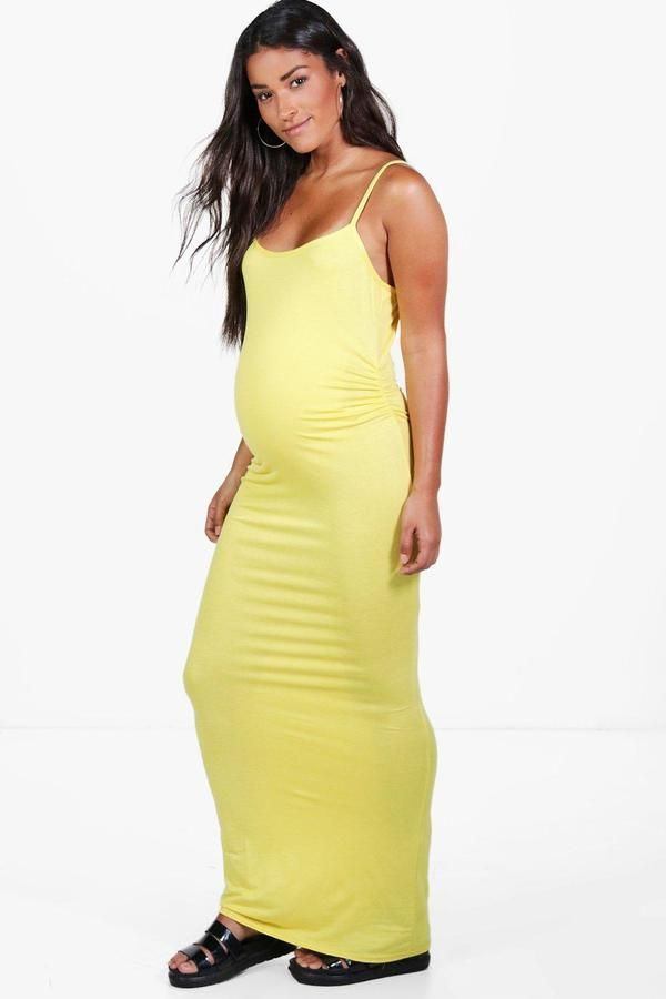 Free Shipping Huge Surprise Boohoo Maternity Strappy Bodycon Maxi Dress Free Shipping Marketable Free Shipping Pay With Visa Buy Cheap Huge Surprise For Nice OWaKqYlzY
