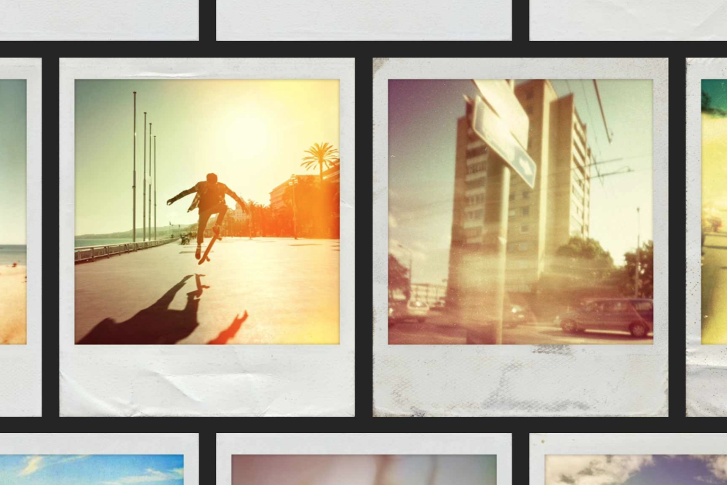 The new Polamatic App from Polaroid - great $.99 investment | tips ...
