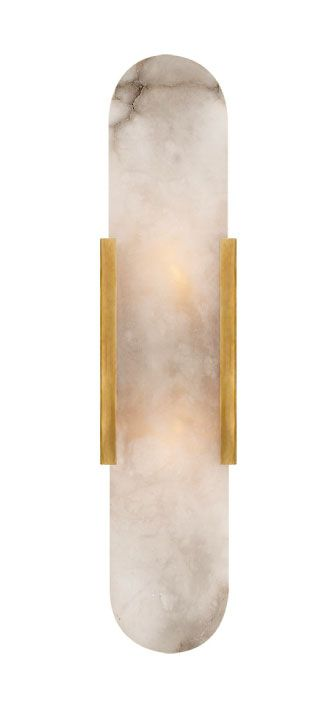 Melange Large Elongated Sconce By Kelly Wearstler Wall Sconce Lighting Sconces Brass Wall Light