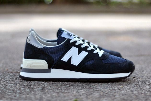 uk availability 3b640 5b88d New Balance 990N Made in USA - Disponible - Sneakers.fr ...