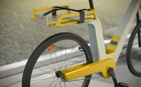 Mobi bicycle rental by Lucas Neumann de Antonio,