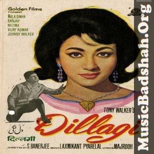 Dillagi 1966 Bollywood Hindi Movie Mp3 Songs Download Hindi Movies Mp3 Song Lata Mangeshkar Songs