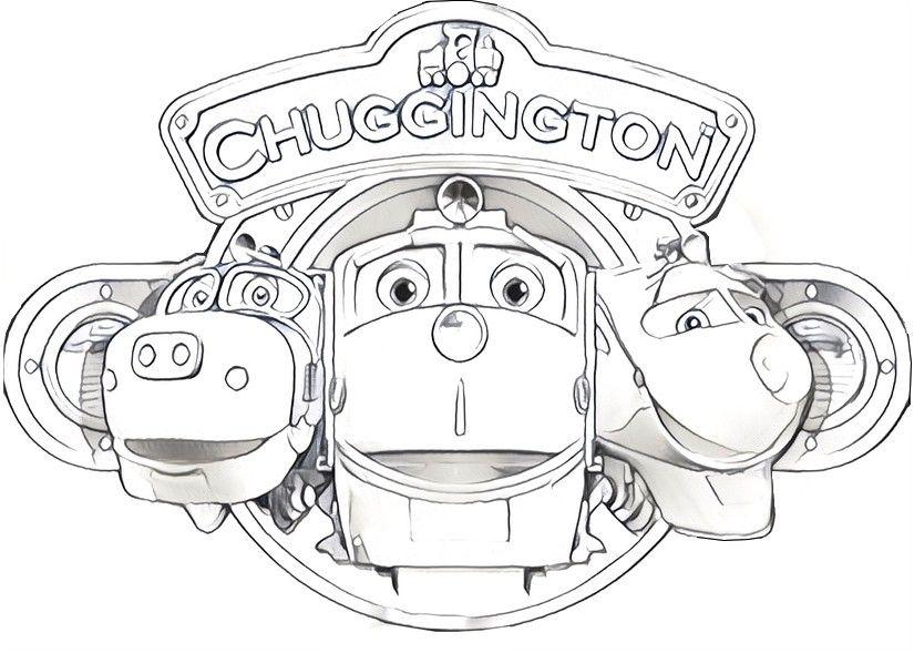 Chuggington Coloring Pages Print Free | Chuggington Coloring Pages ...