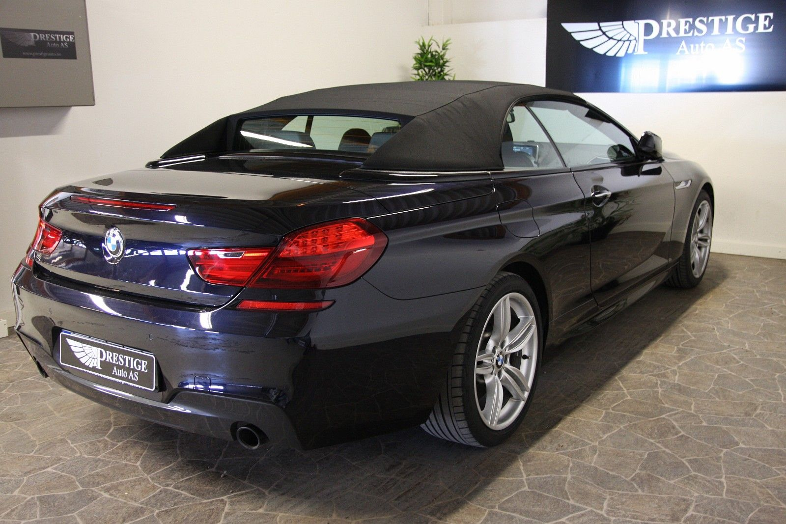 (1) FINN – BMW 6-serie