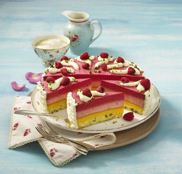 Unser beliebtes Rezept für Pfirsich-Melba-Torte und mehr als 55.000 weitere kostenlose Rezepte auf LECKER.de.