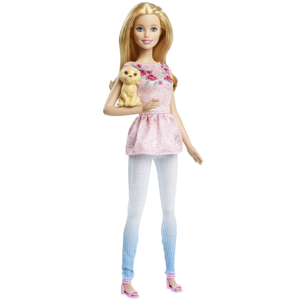 Barbie™ & Her Sisters in The Great Puppy Adventure - Barbie® Doll - Shop.Mattel.com