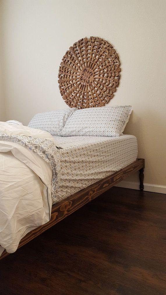platform bed bohemian bed turned leg bed turned leg platform bed bohemian