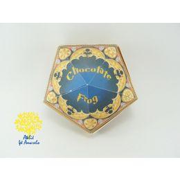Caixa para Chocolate Harry Potter