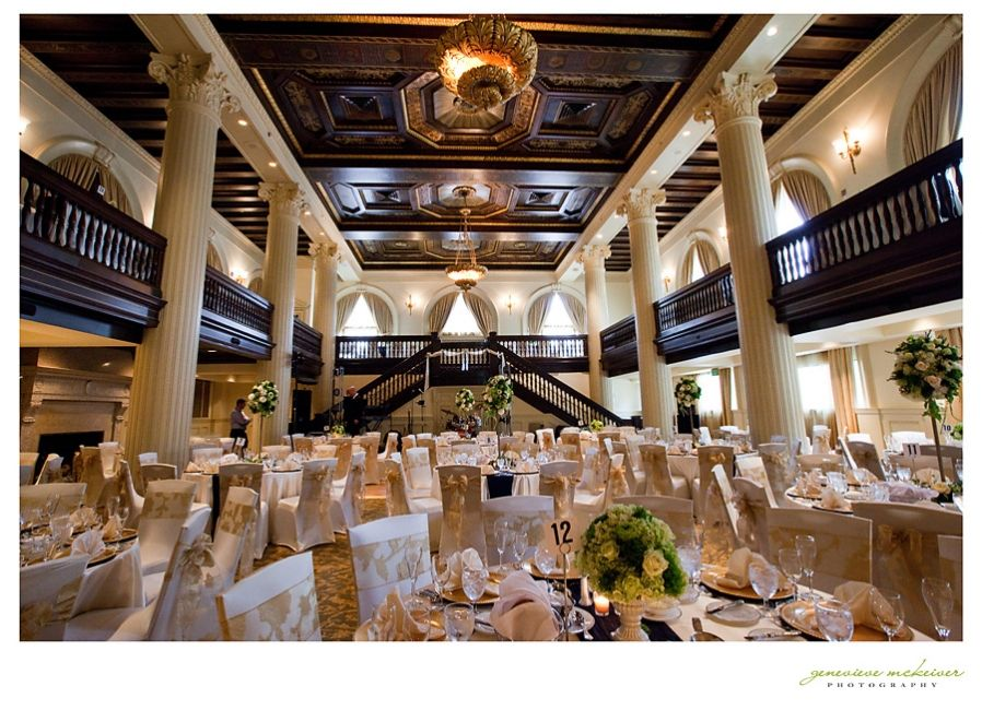 Amway Grand Plaza Hotel Imperial Ballroom Grand rapids