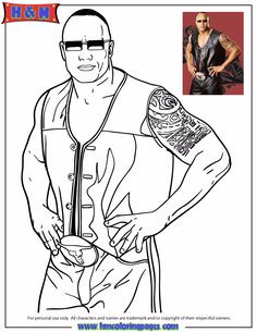 145 Best Wwe Cartoon Images In 2015 Sports Coloring Pages Wwe Coloring Pages Coloring Pages