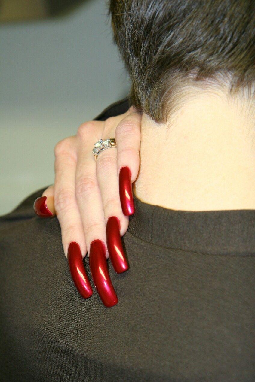 OPI - Not Really a Waitress | Nails! - Andi | Pinterest | OPI ...
