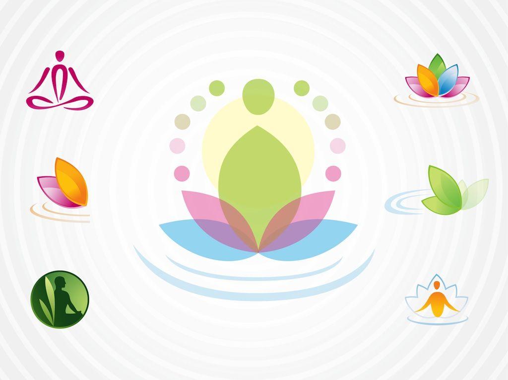 Yoga Logos Yoga Logo Free Clipart Images Clip Art