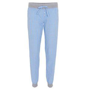 schlafanzughose lang kariert gummibund f r damen schlafanzughose pyjama und damen