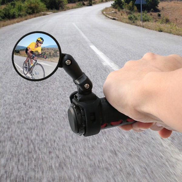 Details About Bike Bicycle Handlebar Mirror Bike Mirror Bicycle