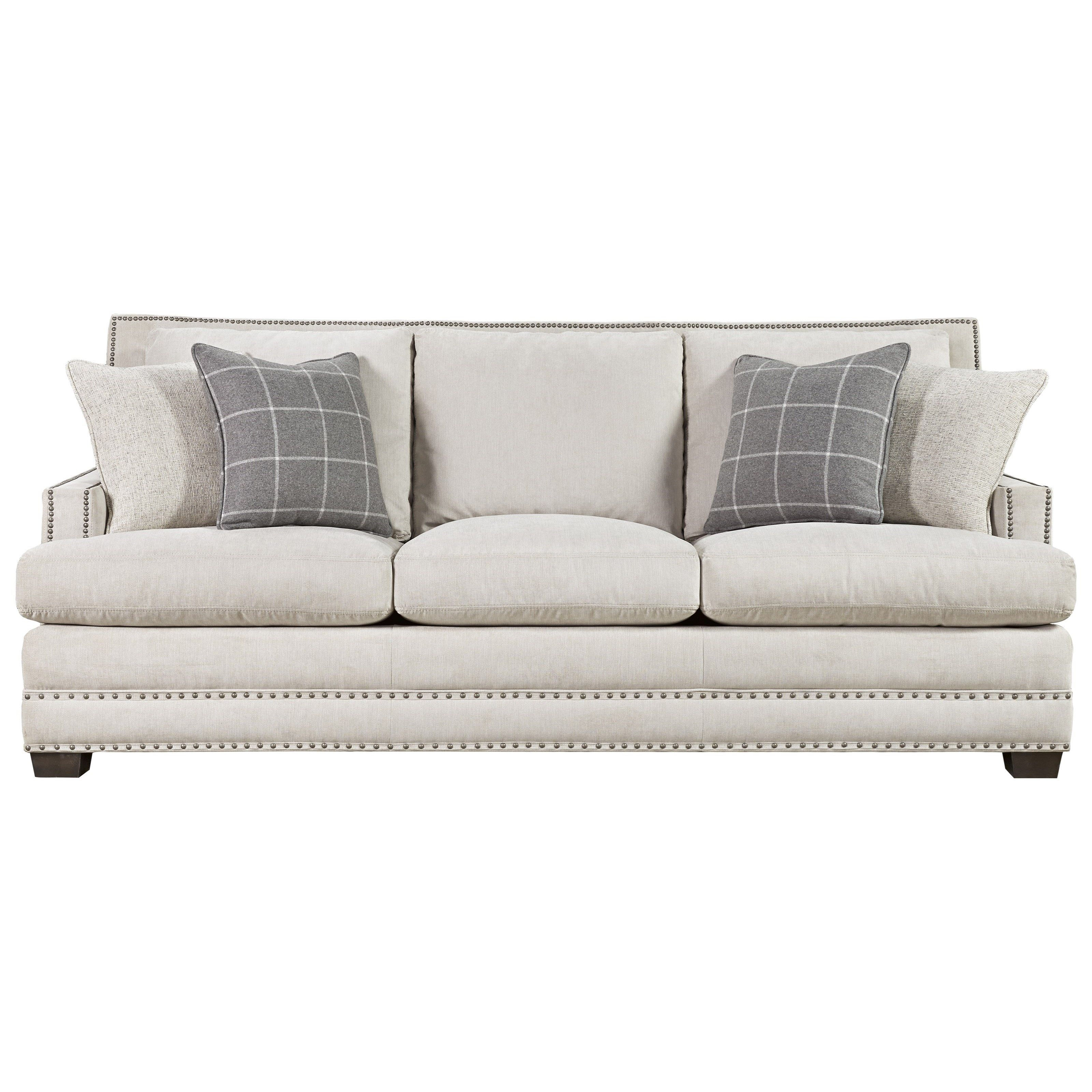 Franklin Street Sofa In Performance Fabric By Universal In