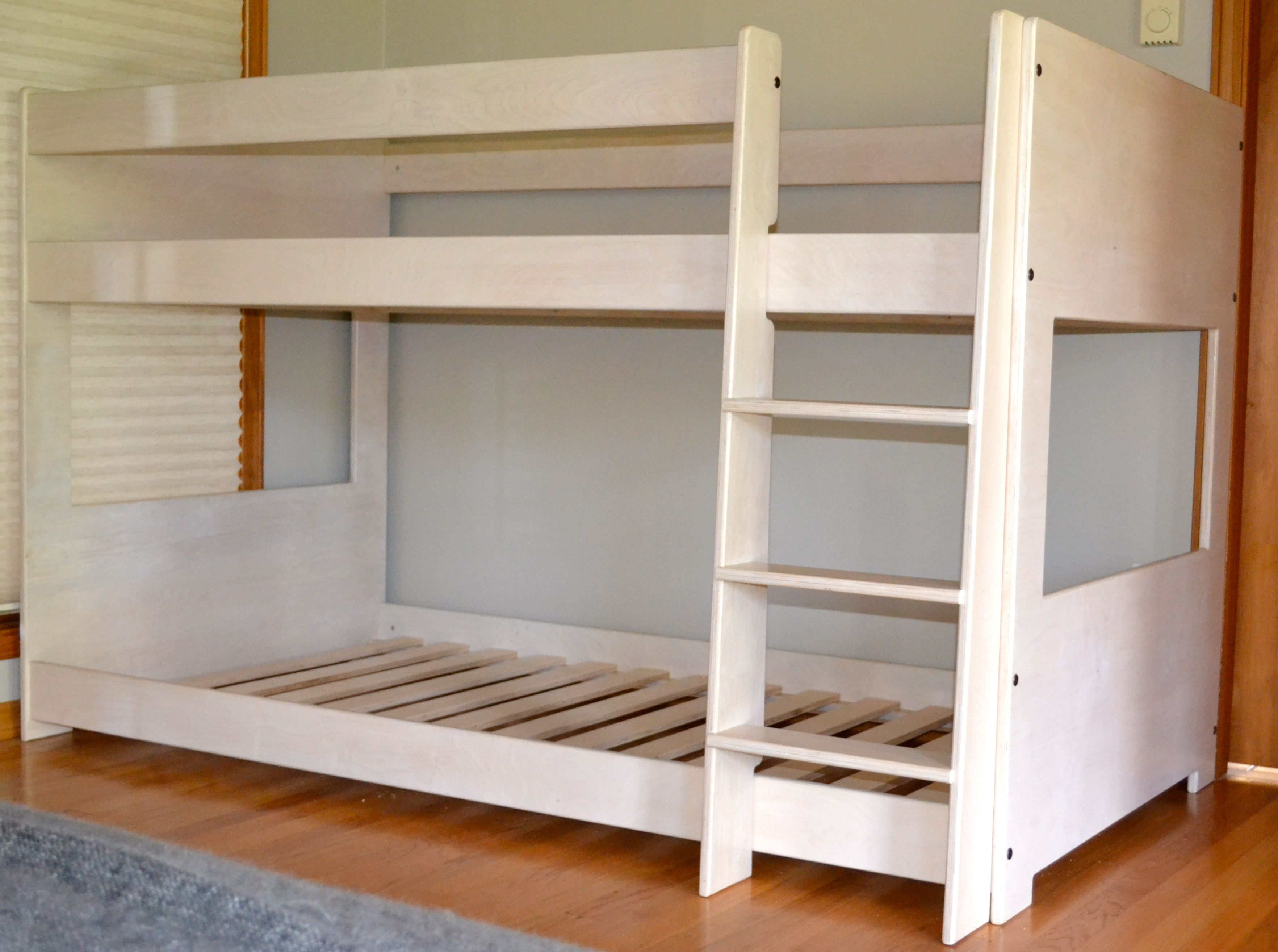 Bunk Beds With A Super Low Height Of 48 To Top Rail Comfortable For The Children And Parents Made From Birch Baltic Plywood And A Bunk Beds Bunker Bed Bunks