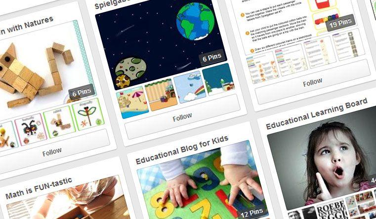 Create Unique Pinterest Boards