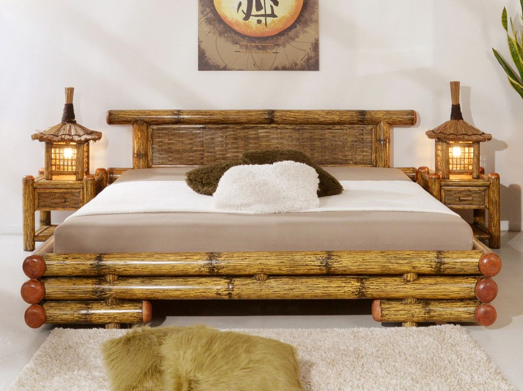 Antique Bamboo Bedroom Furniture Ideas To Use Bamboo Bedroom