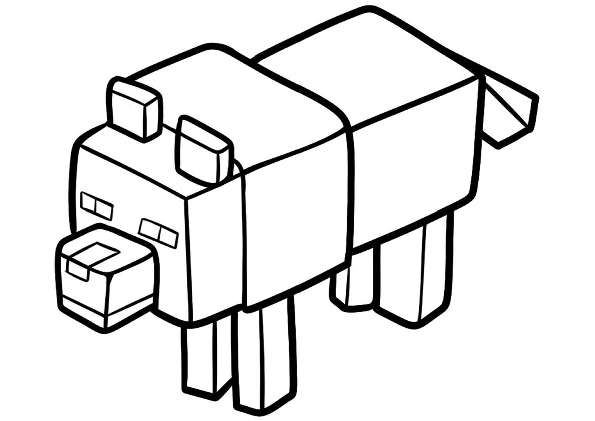19++ Cute minecraft colouring pages ideas in 2021