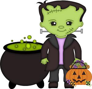 FRANKENSTEIN | halloween | Pinterest | Frankenstein, Clip ...