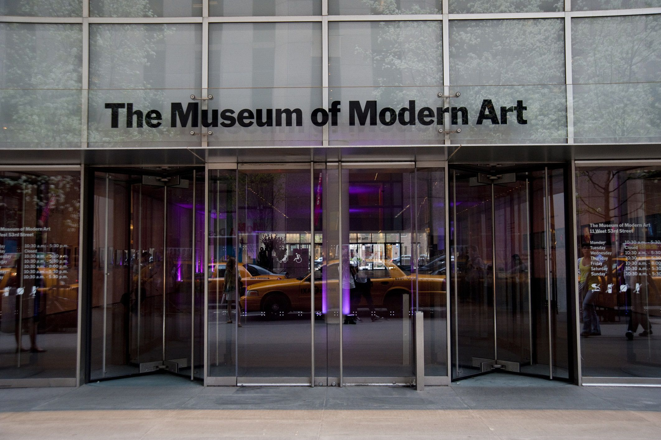 Moma Visitor Tips And Advice Museum Of Modern Art Moma New