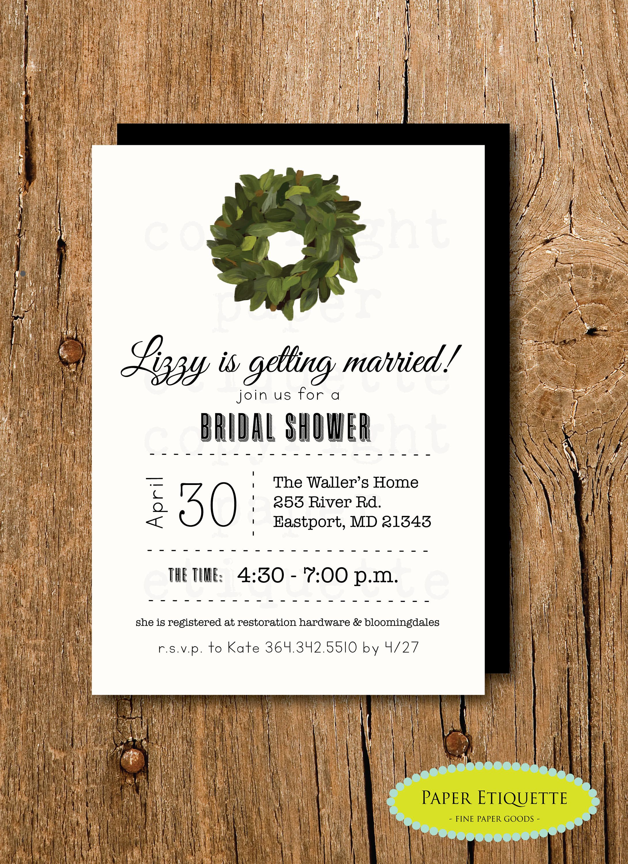 Magnolia floral wedding shower invite rustic baby showersip and magnolia floral wedding shower invite rustic baby showersip and seebaby shower filmwisefo