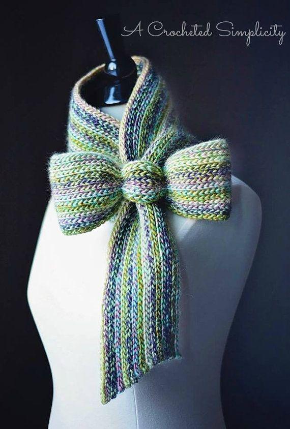Crochet Pattern: \
