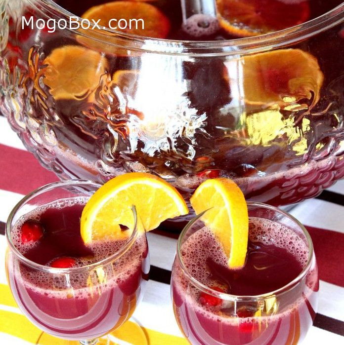Alcoholic Punch Recipes, Punch