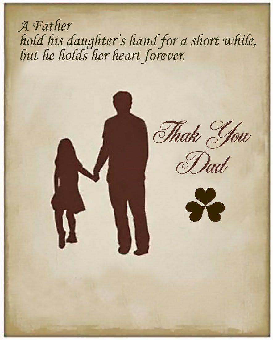 Collection fathers day sentiments pictures kcraft for Fathers day quotes from daughter to dad