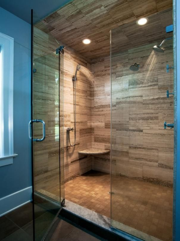 Photo of Brown Bathroom project in Montclair, NJ by G & L and Sons Renovations, LLC