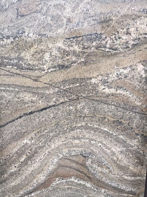 Charming Smokey Mountain Brazilian Granite Gives Off A Warmth And Pizzazz That Will  Match Any Color Scheme