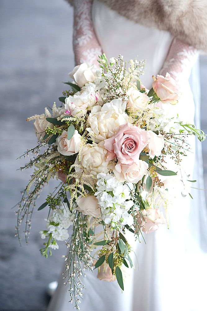 winter wedding flower arrangements 30 prettiest small wedding bouquets to and to hold 1444
