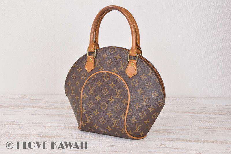 Louis Vuitton Monogram Ellipse PM Hand Bag M51127