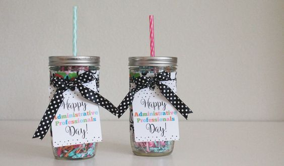 Free Printable Administrative Professionals Day Gift TagJust Make Stuff Blog