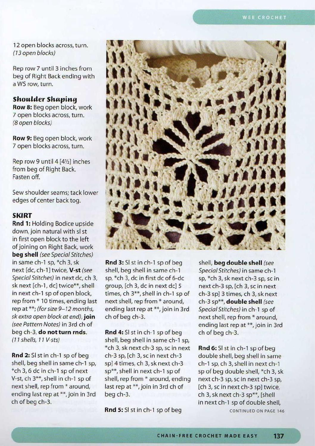 chain free crochet made easy++++ by jenny tucker - issuu