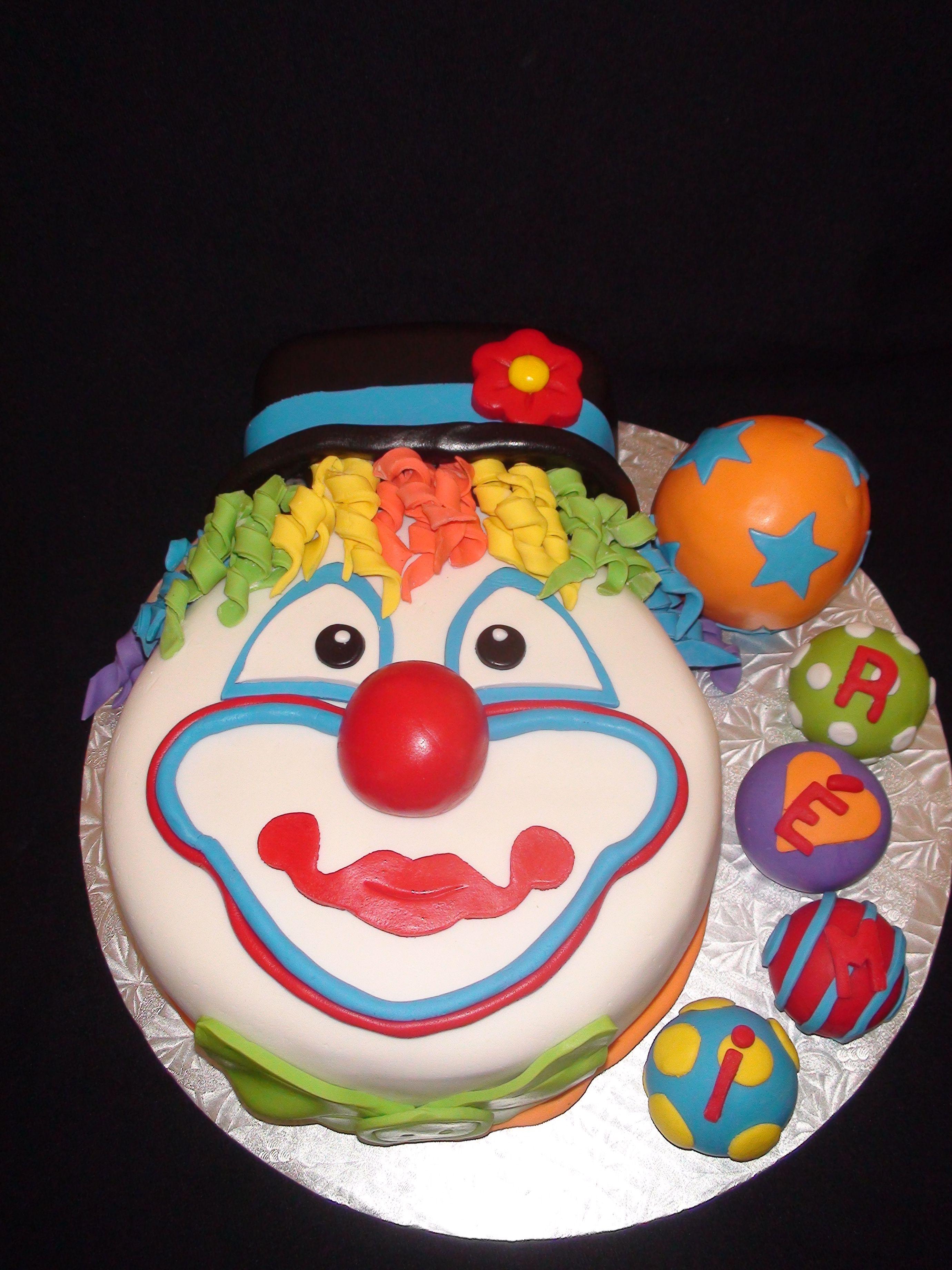 CLOWN JUGGLING BALL all edible Crafts for kids Pinterest