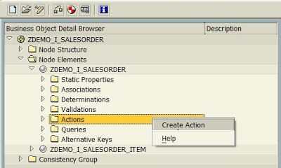 Create Fiori app using CDS with BOPF- For beginners Part 2 | SAP