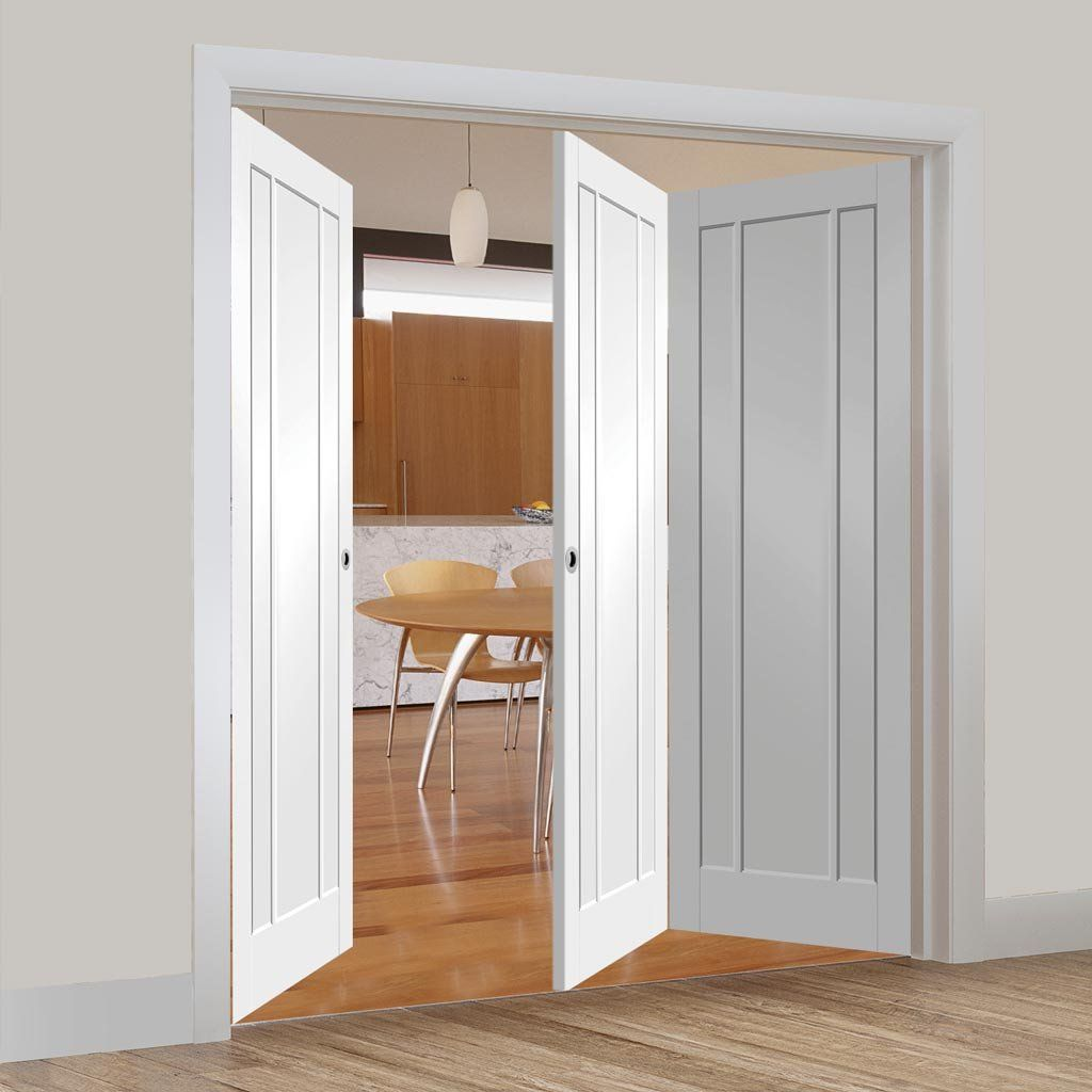 Three Folding Doors & Frame Kit